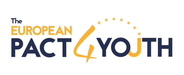 European Pact for Youth logo